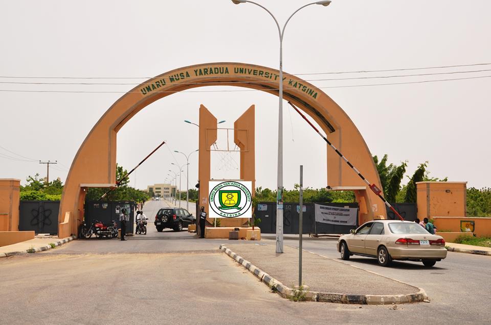 Umaru Musa Yar'adua University - Pre-degree: UMYU Admission Form 2017/2018 Announced