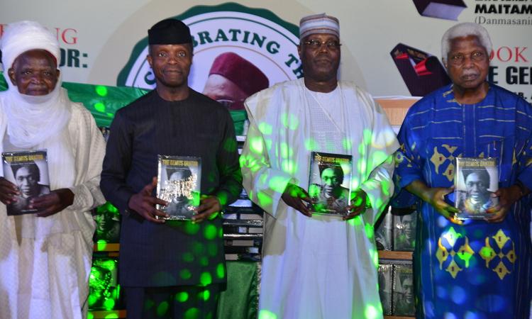 Photo of VP Osinbajo Urges Nigerians to Emulate Late Maitama Sule to Build A Great Nigeria