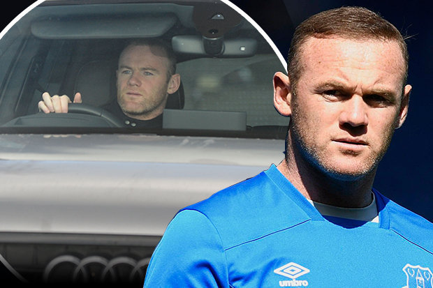 Photo of Rooney Arrested For Drink-driving