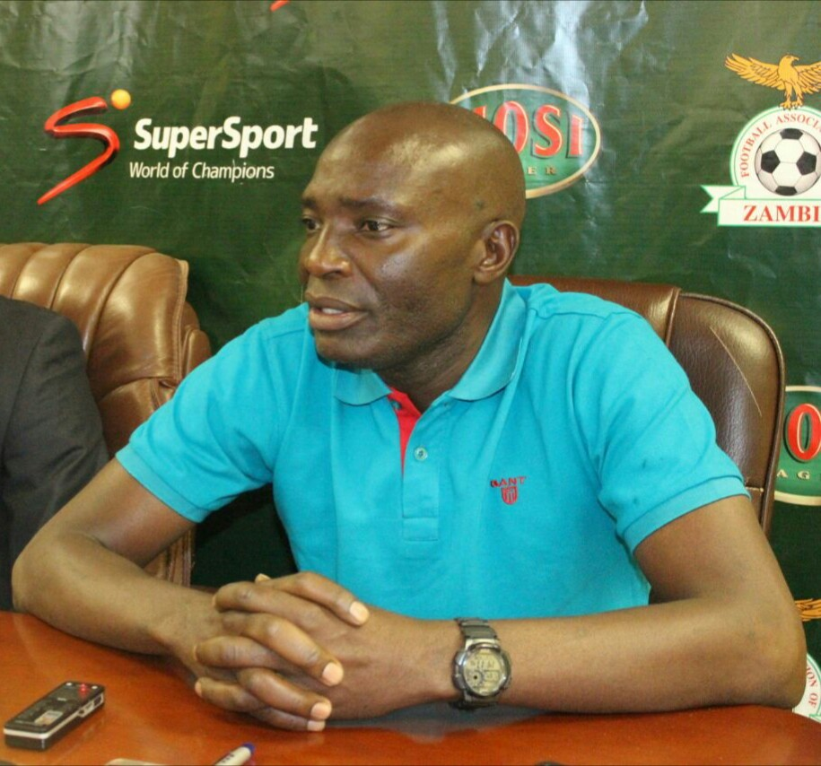 Photo of Zambia Coach Wedson Nyirenda Invites 20 local Players For Super Eagles Clash