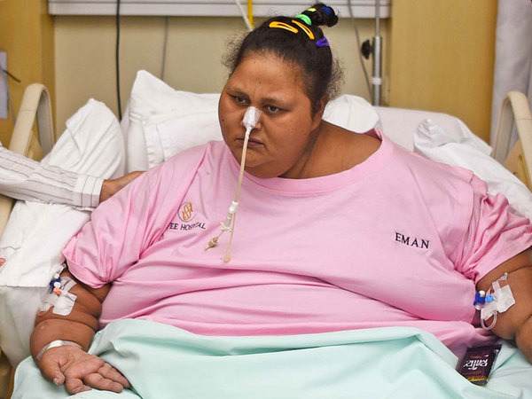 Former 'World's heaviest woman' Dies of Heart and Kidney Failure In Abu Dhabi