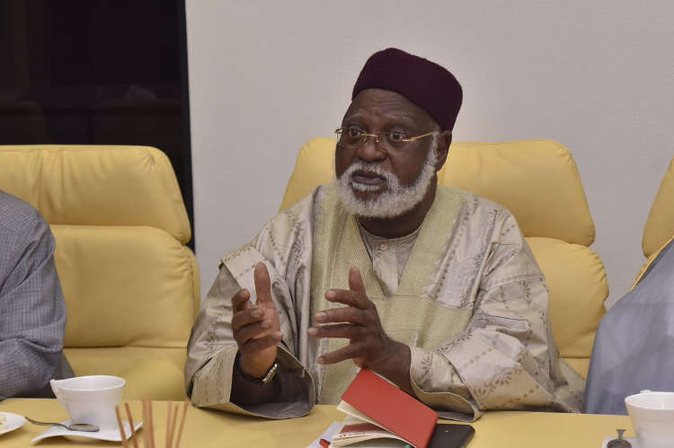 abdulsalam abubakar - Agitators Should Follow Due Process - Abdulsalam Abubakar