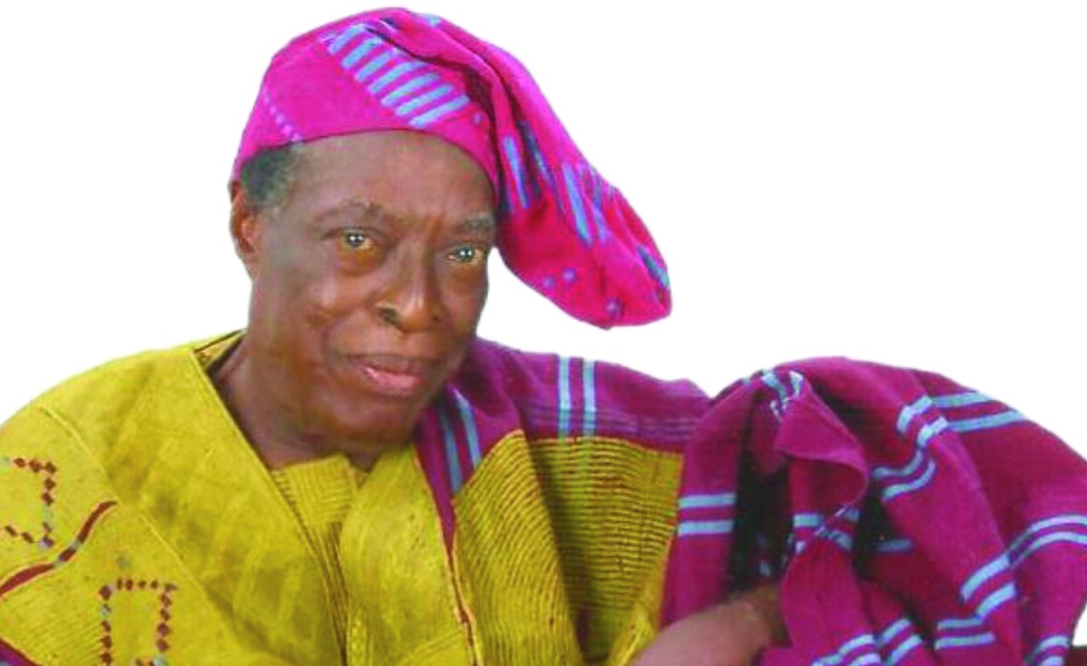 adebayo fale - Late Veteran Actor, Adebayo Faleti Laid to Rest In Hometown, Oyo State