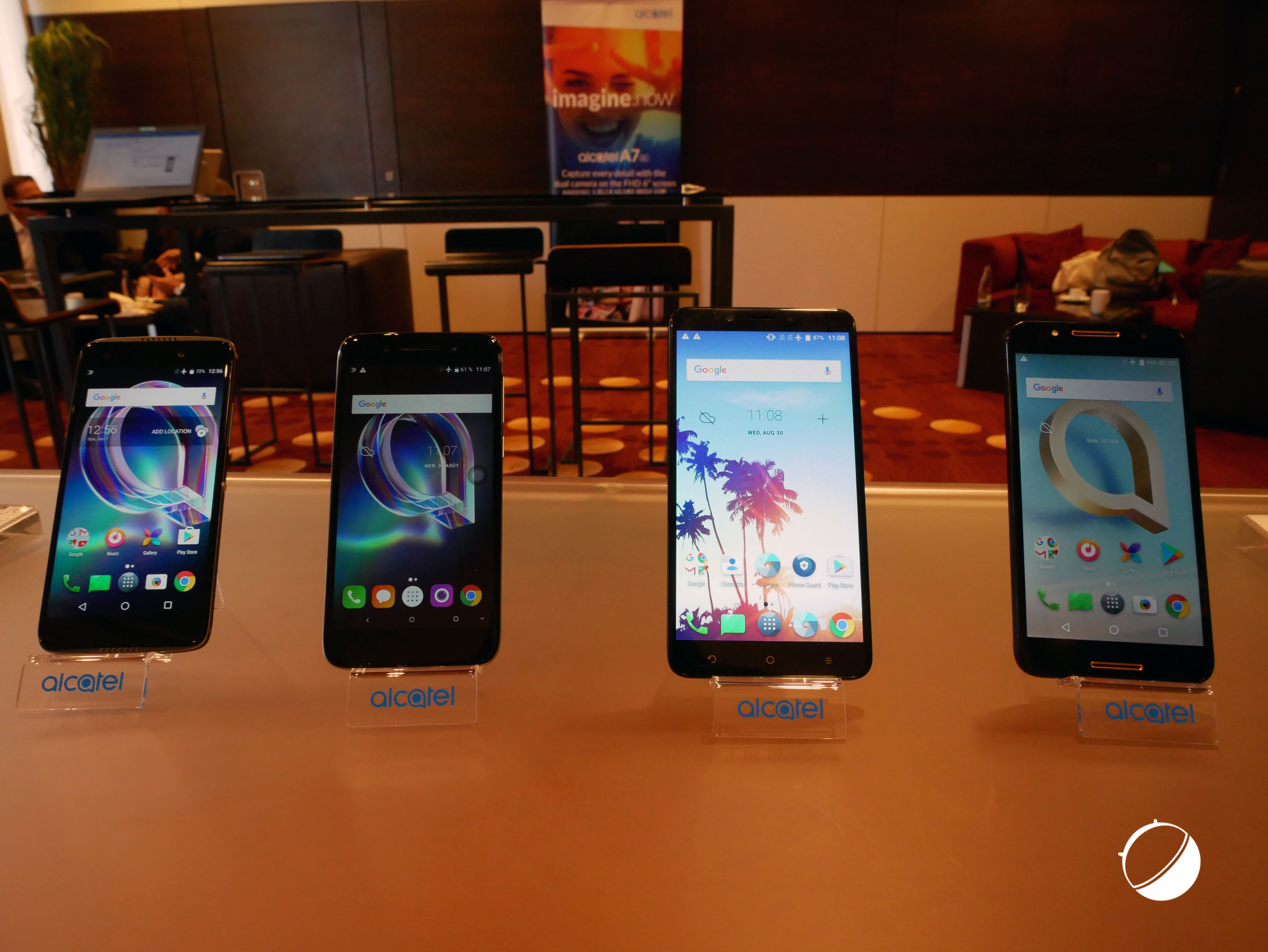 Photo of Alcatel Unveils Idol 5S, Idol 5, A7 and  A7 XL