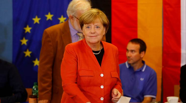 Photo of Angela Merkel Wins Fourth Term As Chancellor of Germany
