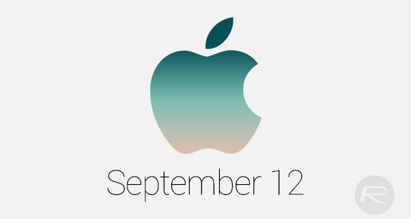 Photo of Apple Announces September 12 Event to Launch New 2018 iPhones