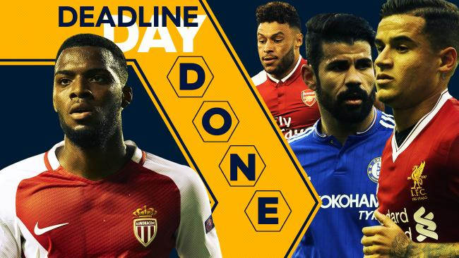 c49059a8cbbe7a52acef28e0ec1e361f - Transfer Deadline Day: Completed Deals For English Premier League Teams