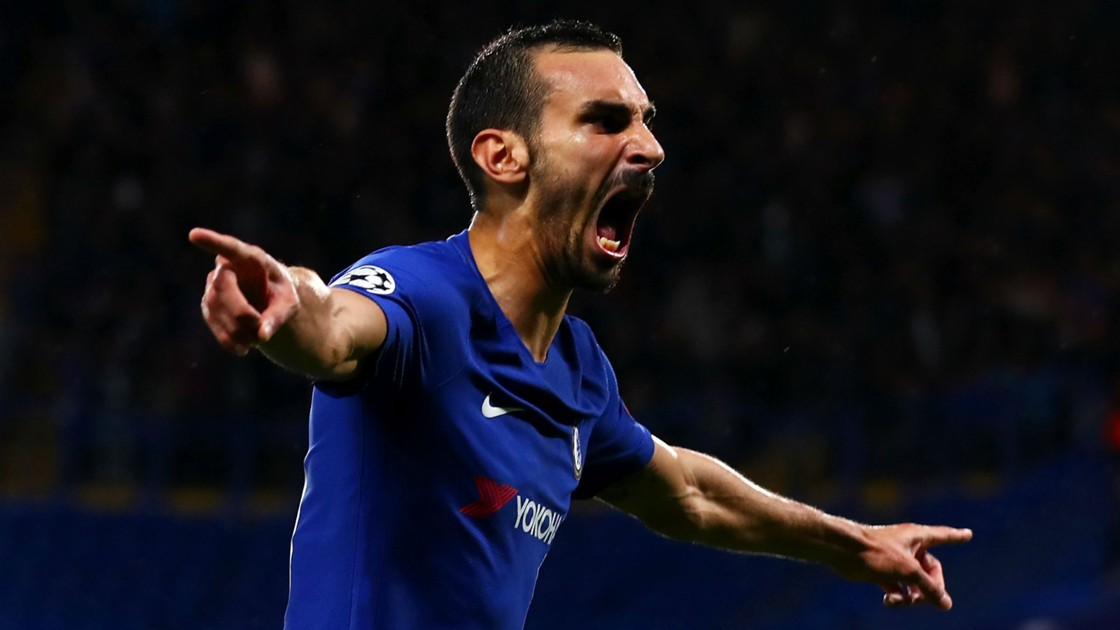 davidezappacosta cropped vtafibzks8sp10rwtv6glfx84 - VIDEO HIGHLIGHTS: Chelsea 6-0 Qarabag (UEFA Champions League)
