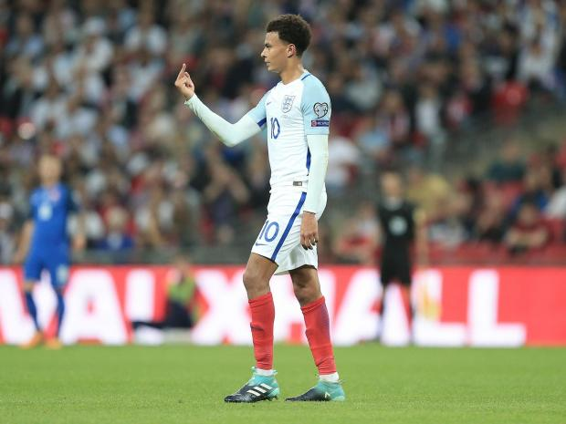 Photo of Dele Alli Handed One England Match Ban For Finger Gesture