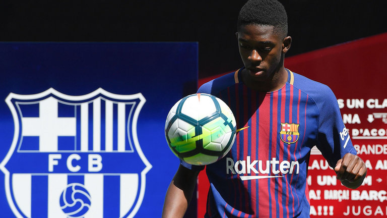 Photo of Why I Snubbed Dortmund Training to Complete Barcelona Move – Dembele