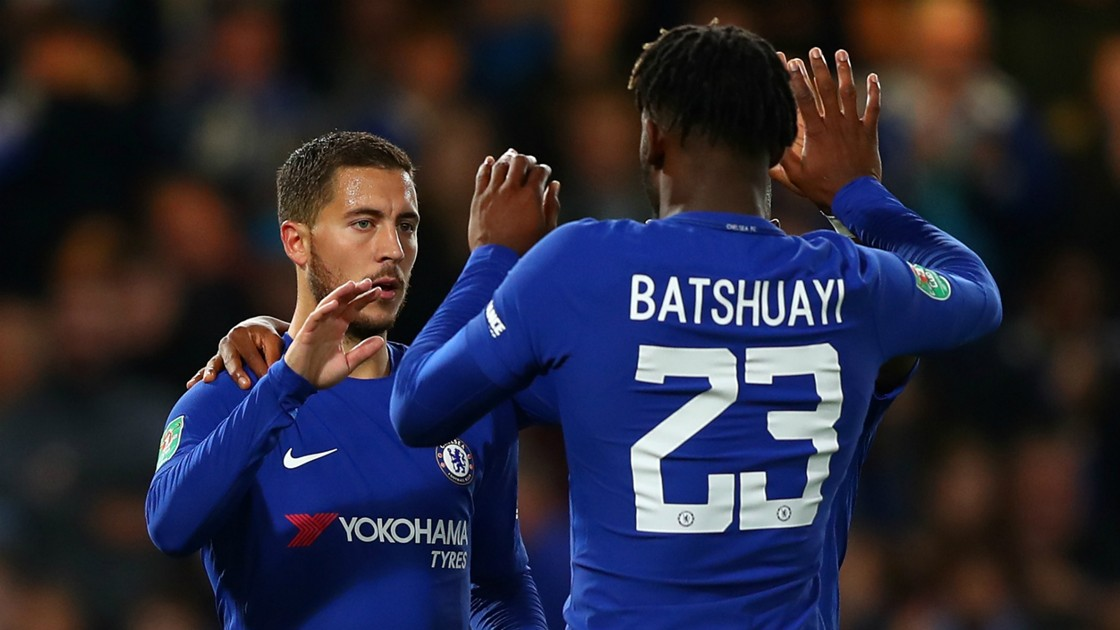 Photo of VIDEO HIGHLIGHTS: Chelsea 5-1 Nottingham Forest (League Cup)