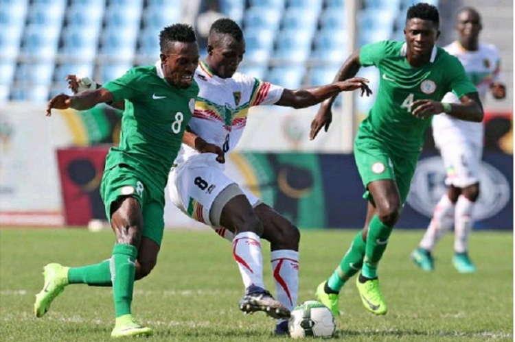 home eagles - Nigeria Beat Ghana to Advance Into 2017 WAFU Semi-finals