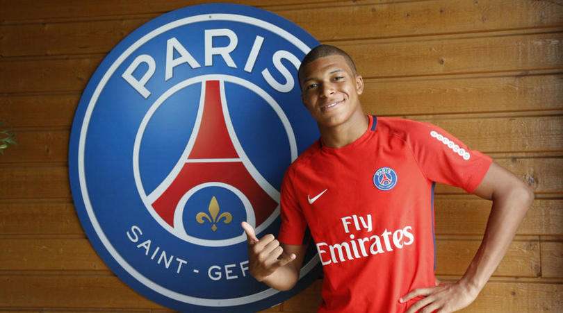 kylian mbappe - How Playing for Chelsea Inspired My Football Career - Mbappe