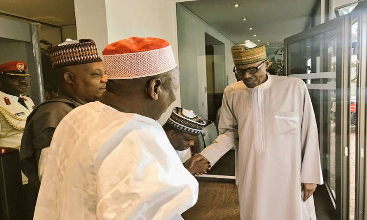 Photo of President Buhari Sends Northern Governors to South-East For Peace Talk and Dialogue