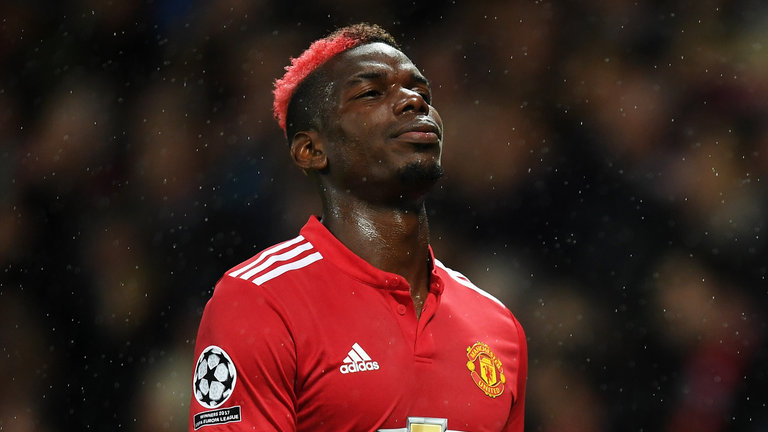 paul pogba manchester united 4098869 - Pogba Could Be Out For Weeks Due to Injury - Mourinho