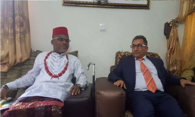 Photo of Turkish INCA President Reacts to Nigerian Army Alleged 'Invasion' Of Nnamdi Kanu's Home