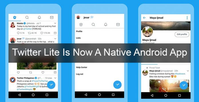 Photo of Twitter Lite App Is Now Available For Android Devices