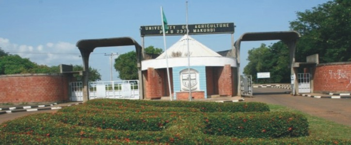 university of agric makurdi - FUAM 2017/2018 Post-UTME Screening Dates And Schedule Announced