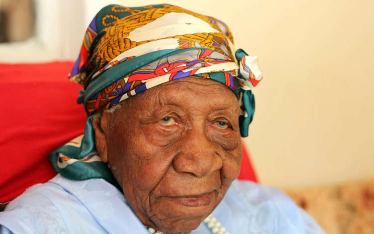 violet brown - World's Oldest Person, Violet Brown Dies at 117 In Jamaica