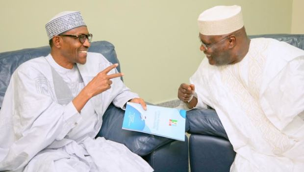 Photo of Atiku Commends President Buhari For Directing World President to Focus Support On Northern Nigeria