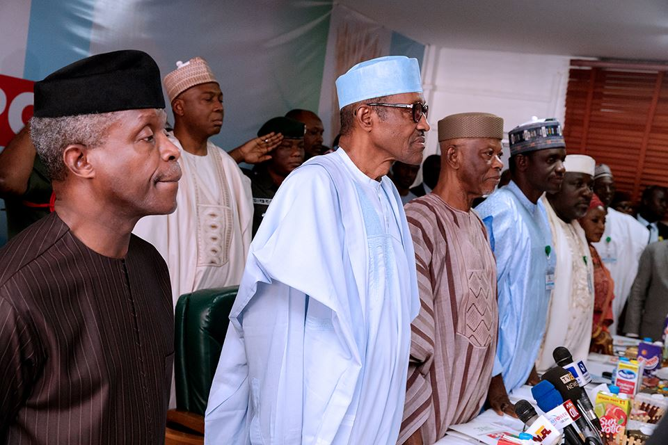 Photo of Buhari Rejected Motion to Endorse Him For Second Term at APC NEC – Presidency