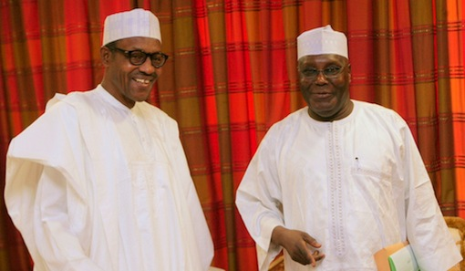 Atiku Reacts to Buhari's Comments On Nigerian Youths Being Lazy