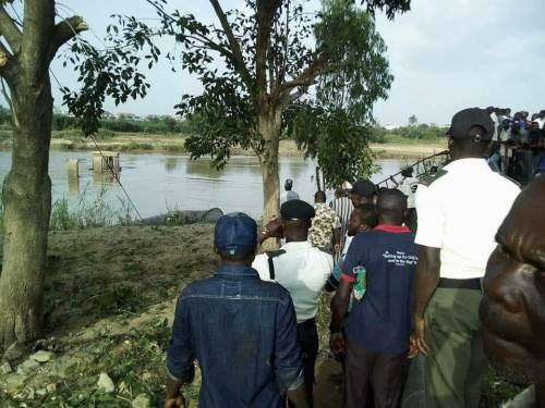 Drowned River Kaduna2 - Bodies of Students Who Drowned In River Kaduna Recovered