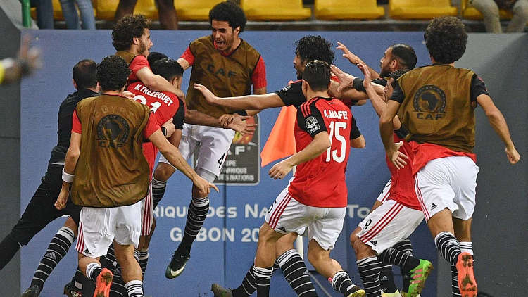 Egypt 1 - Egypt's President Rewards Players with $85,000 Each For 2018 World Cup Qualification