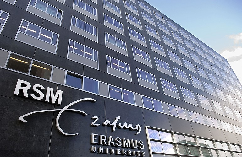 Erasmus University - IBA Scholarship Program At RSM, Erasmus University Netherlands