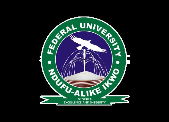 FUNAI 1 - Federal University Ndufu-Alike Ikwo (FUNAI) 2017/2018 Admission List Released