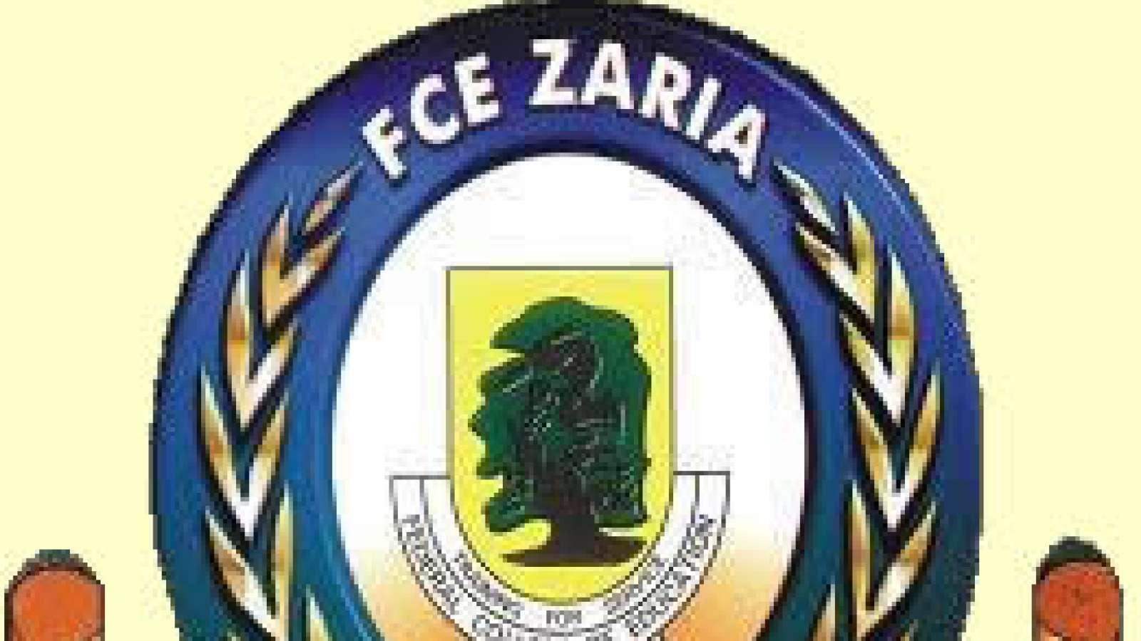 Federal College of Education Zaria - FCE Zaria 2017/2018 Post-UTME Screening (NCE Regular) Announced