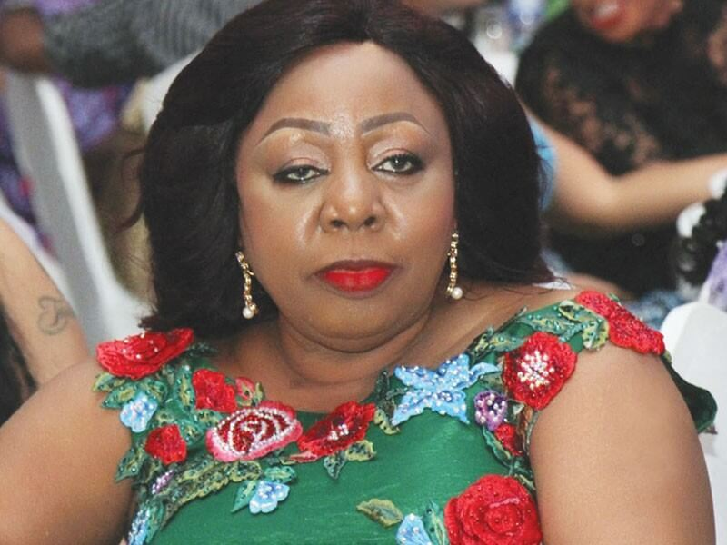Florence Ita Giwa - Nigeria's Unity Not Negotiable – Sen. Florence Ita-Giwa