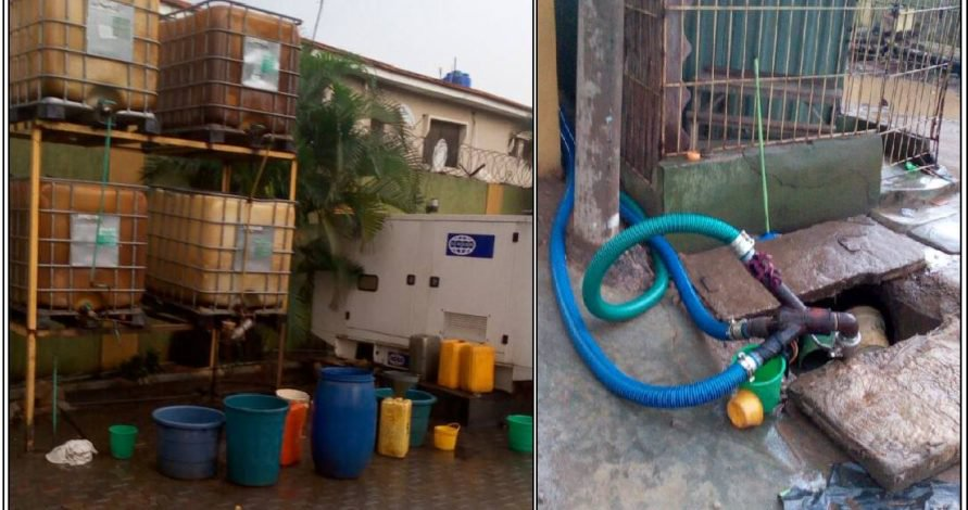 Photo of Navy Uncovers Hotel Where Petrol Is Siphoned From NNPC Pipeline In Lagos