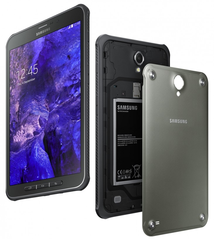 Photo of Samsung Galaxy Tab Active 2 Specifications and Price in Nigeria, Kenya & Ghana