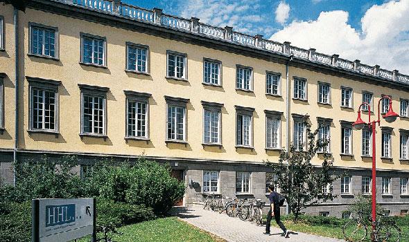 HHL Leipzig Graduate School Of Management, Germany Scholarship program