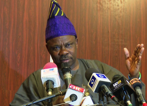 Photo of Ogun APC Mocks Amosun After He Declared that Party Will Lose State Election
