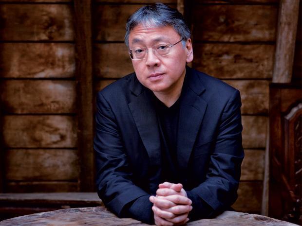 Photo of Novelist Kazuo Ishiguro Wins Nobel Literature Prize