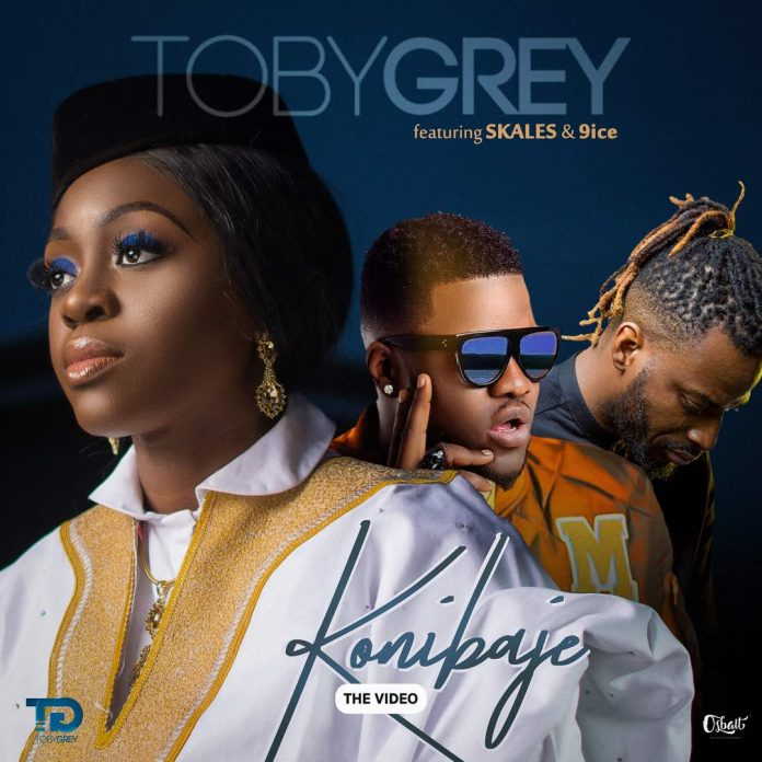 Konibaje Toby Grey Skales 9ice - VIDEO: Toby Grey ft 9ice X Skales – Konibaje