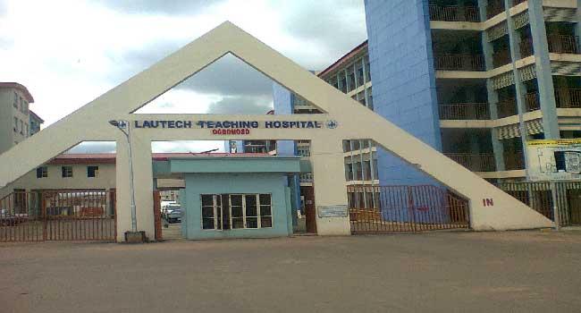 Photo of LAUTECH Teaching Hospital Striking Doctors Demand 12 Months Arrears