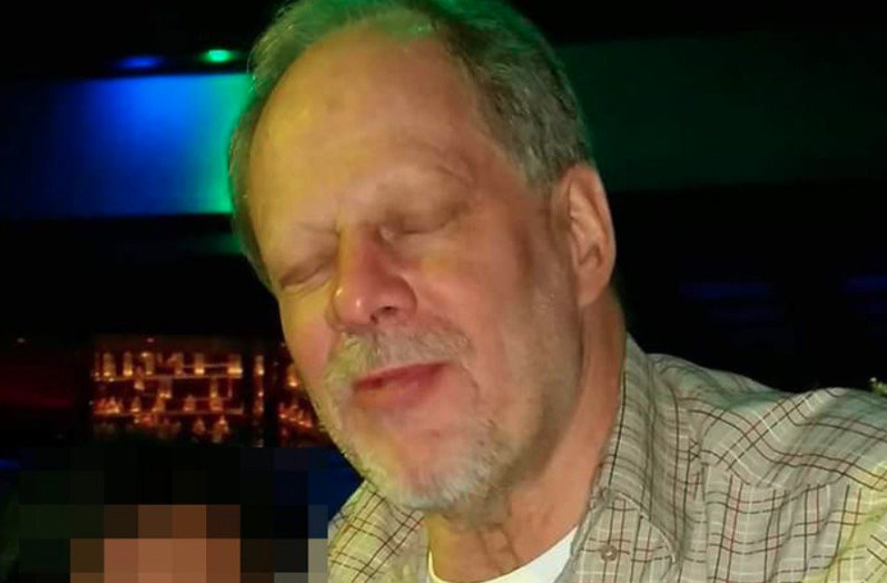 Photo of Las Vegas Shooter Identified as Stephen Paddock, He Was a Retired Accountant