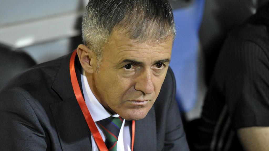 Photo of Algeria sack Spanish coach, Lucas Alcaraz ahead of Super Eagles game