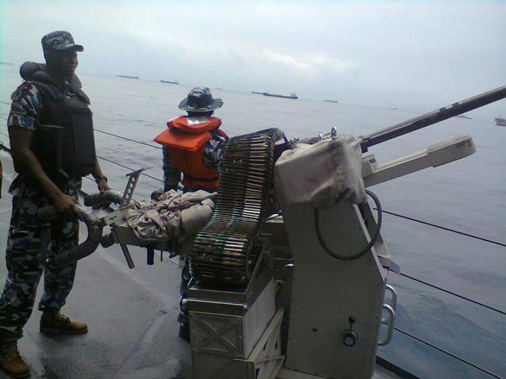 Photo of Nigerian Navy to Commence Operation `OctopusGrip' In Bayelsa, Delta