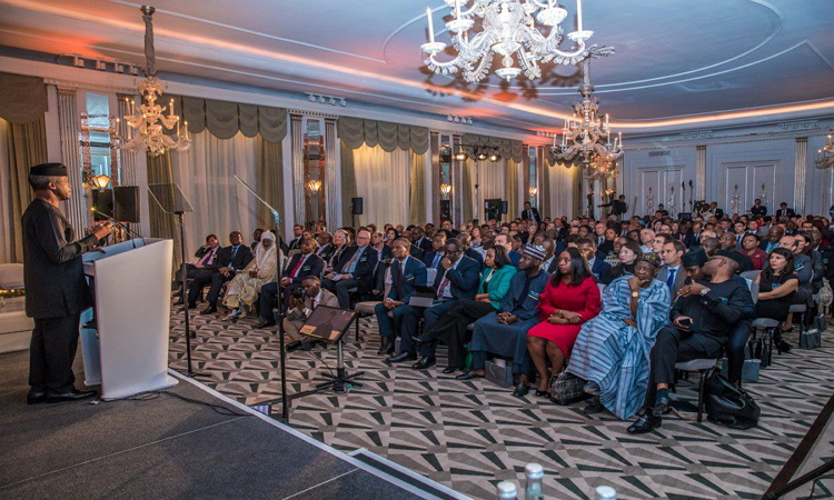 OSINBAJO2 - FT Africa Summit: Osinbajo Urges Foreign Investors to Come and Invest In Nigeria