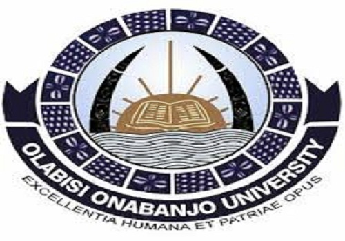 Olabisi Onabanjo University1 1 - Olabisi Onabanjo University 2017/2018 Admission List Released
