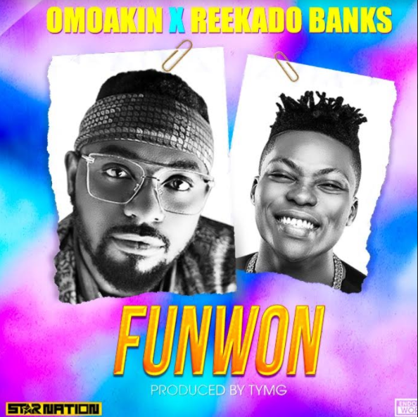 Photo of MUSIC: Omoakin ft. Reekado Banks – FunWon