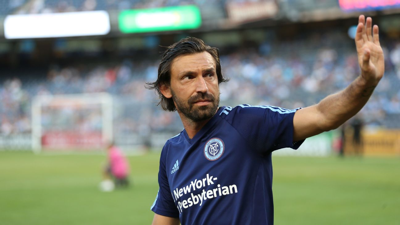 Photo of Andrea Pirlo Announces Retirement, Speaks On Working With Conte