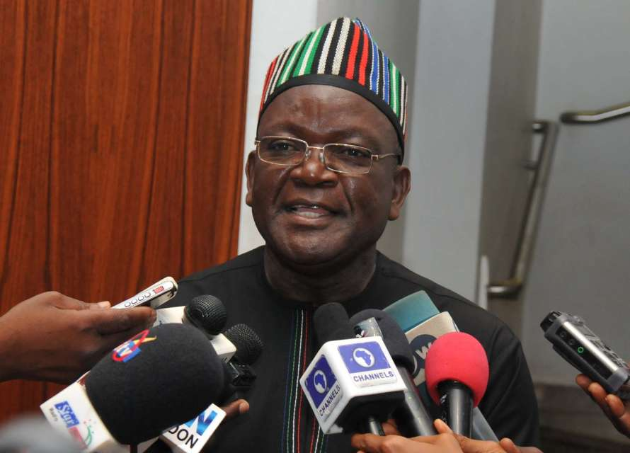 Photo of Ortom: I have no regrets disclosing identity of Benue's COVID-19 index case