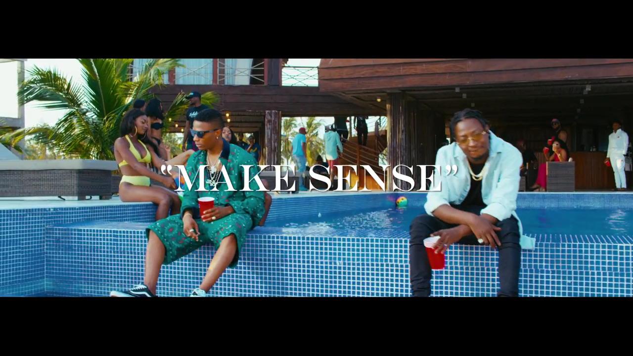 Photo of VIDEO: Shaydee ft. Wizkid – Make Sense
