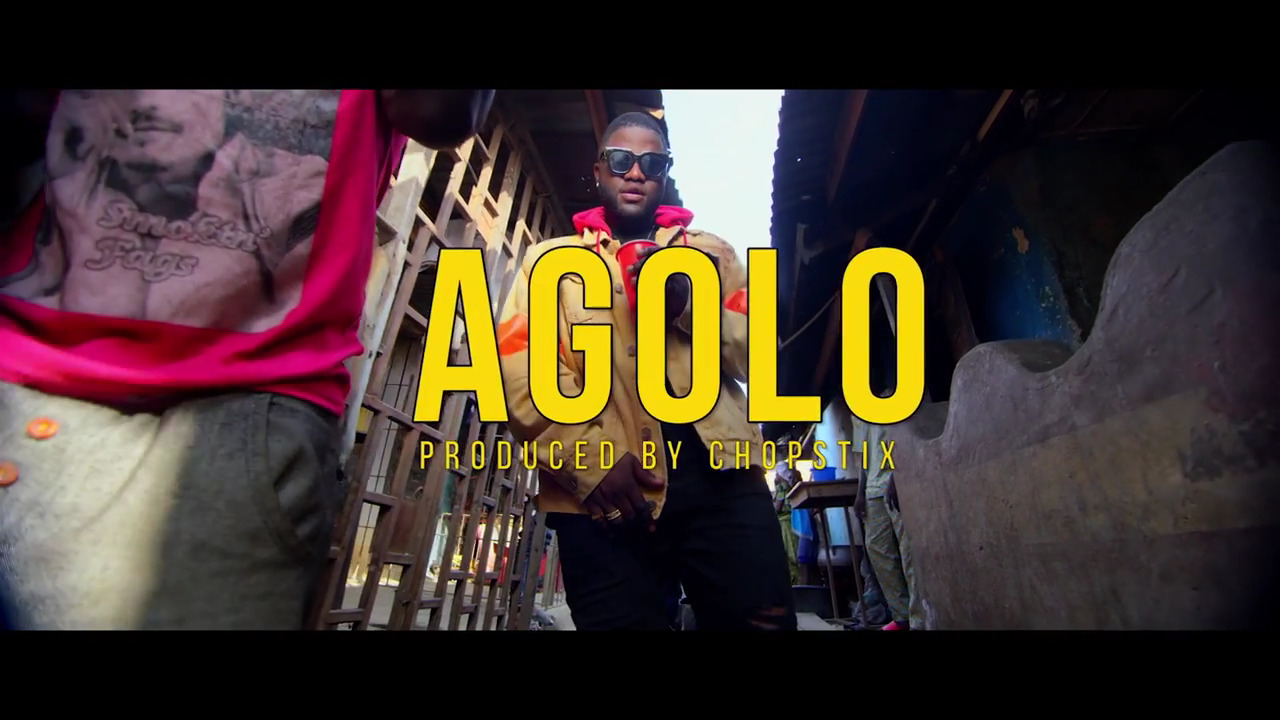 Photo of VIDEO: Skales – Agolo
