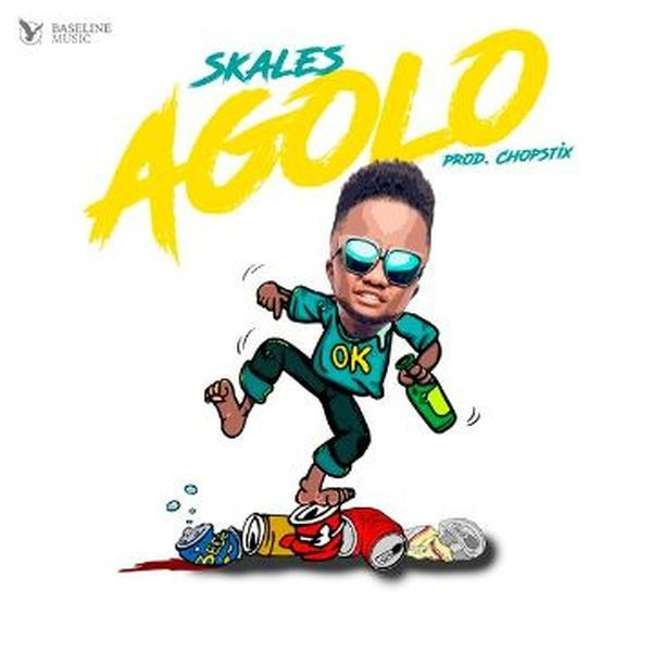 MUSIC: Skales – Agolo